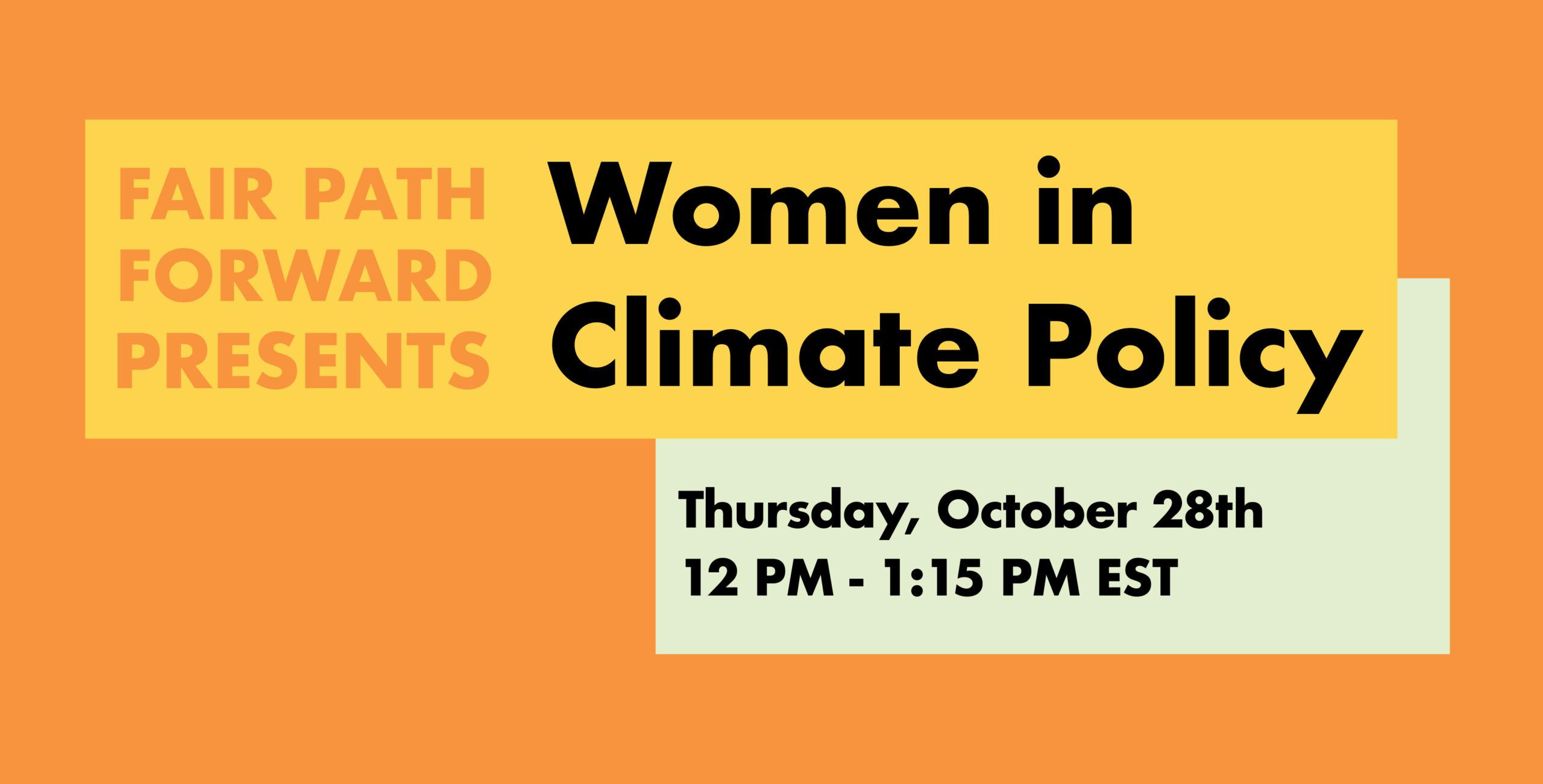 event info: October 28th, 12-1:15 PM EST